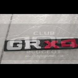 Monogramme GRX4
